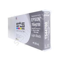 Картридж для Epson C13T544700 Light Black 220 мл